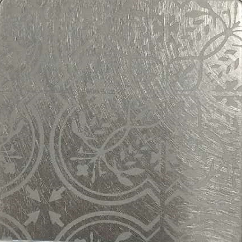 Decorative Stainless Steel Vibration Sheets