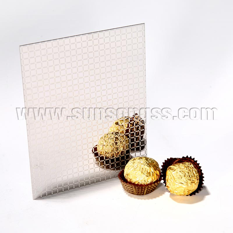 super mirror gold stainless steel sheet