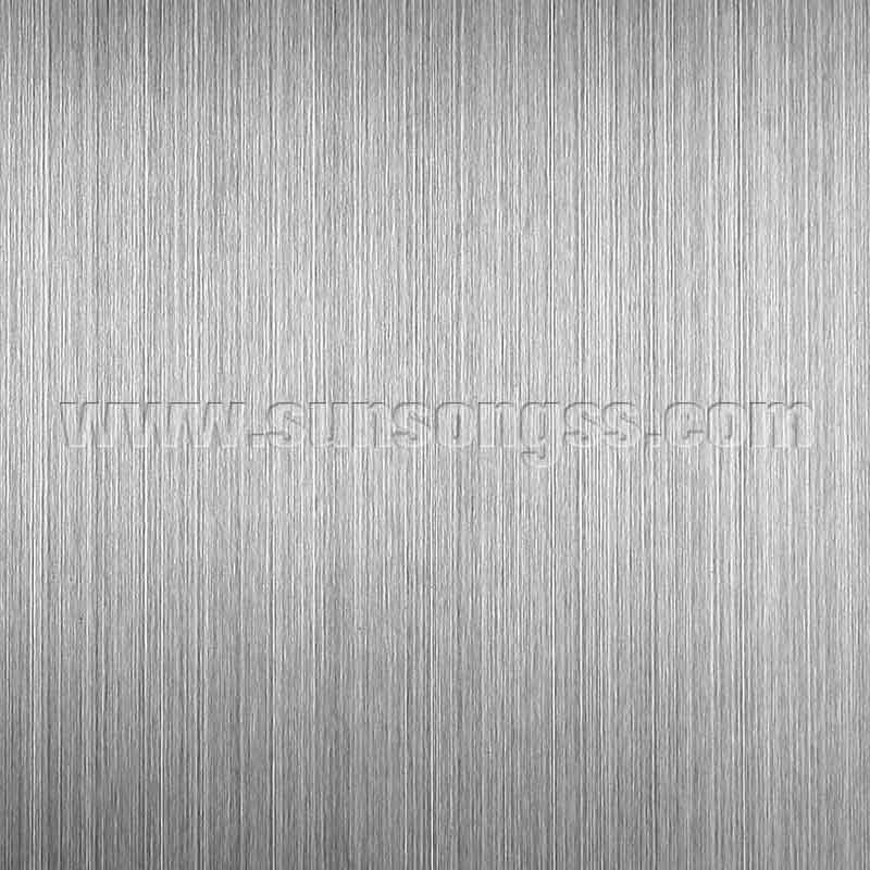Hairline Black Finish Stainless Steel