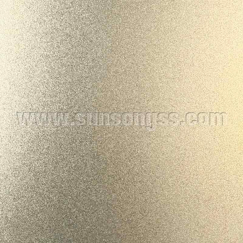 Ti-plated Brass