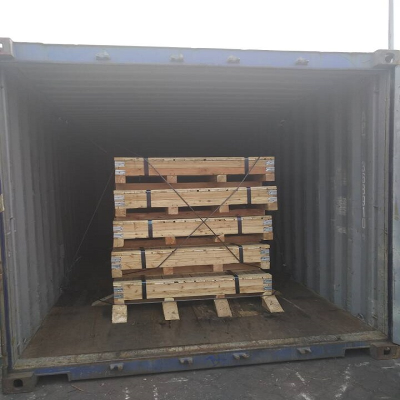 Container of Stainless Steel Sheet