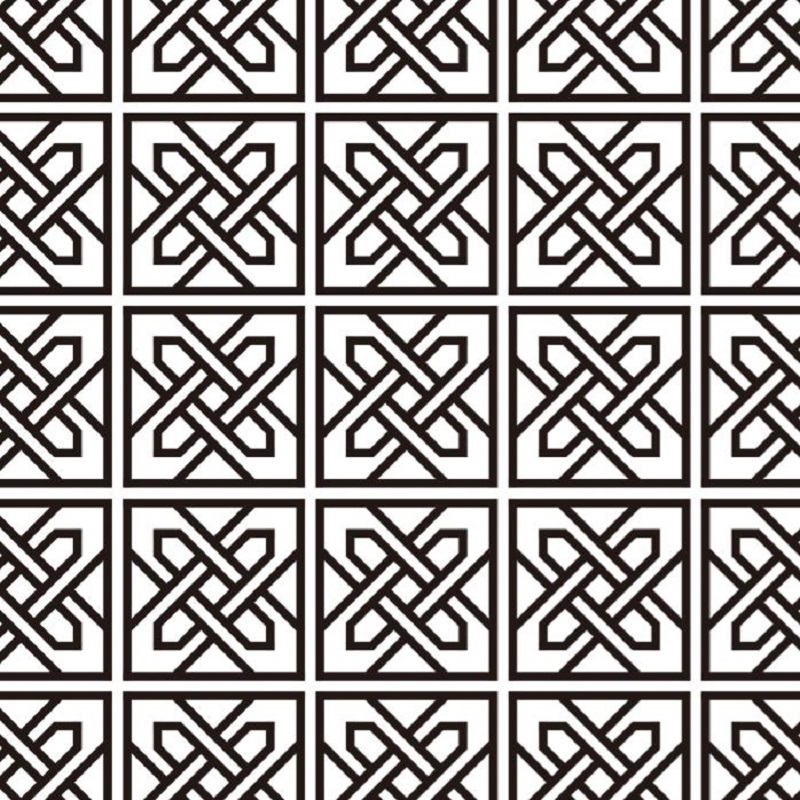 Etched pattern SS-039