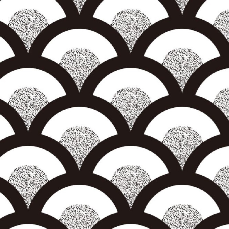 Etched pattern SS-040