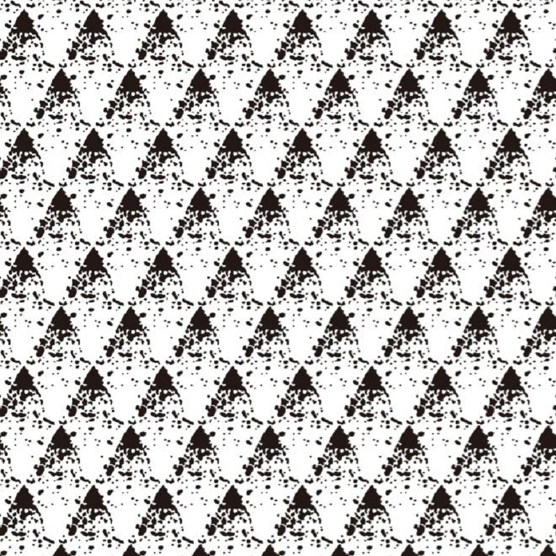 Etched pattern SS-042