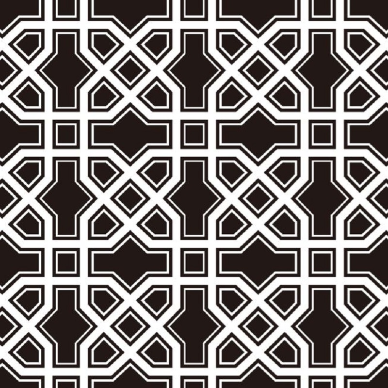 Etched pattern SS-045