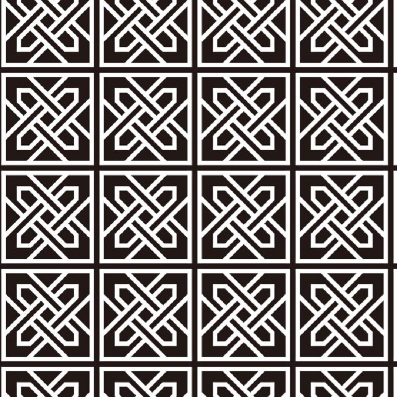 Etched pattern SS-060