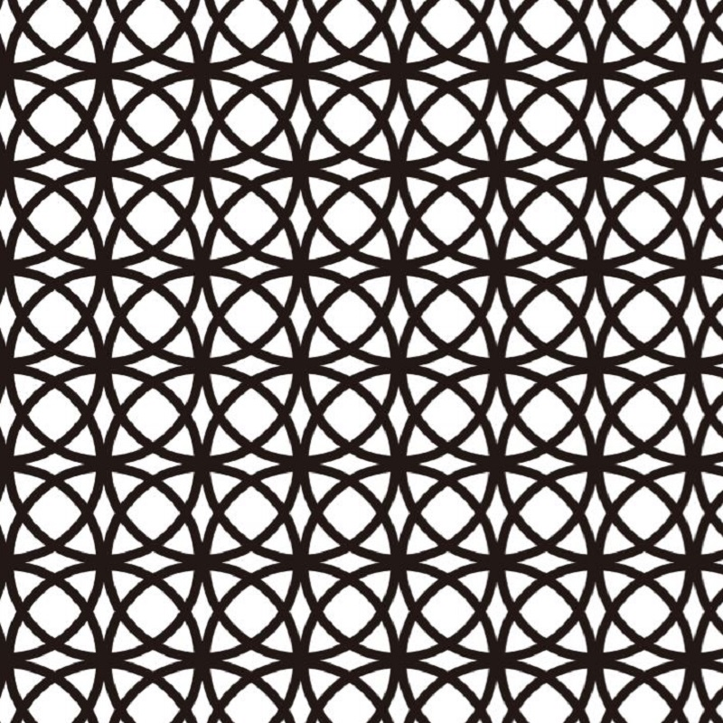 Etched pattern SS-068