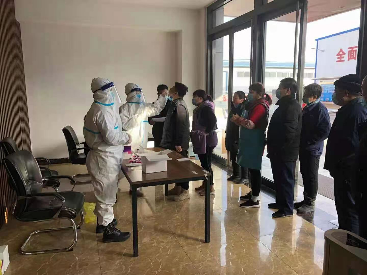 On 11 - 18th Jan, 2021, Hebei province has appeared Coronavirus cases, our government attaches great attention to it.